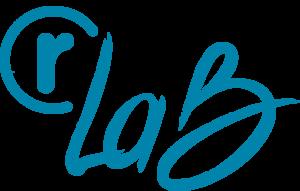 LOGO rLAB-blu